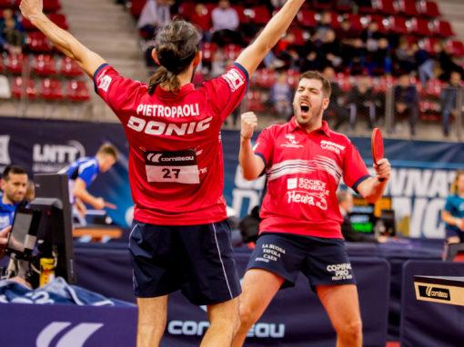 Rouen 2018, les Championnats de France Séniors