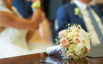 Saison des mariages ! Bonne nouvelle !